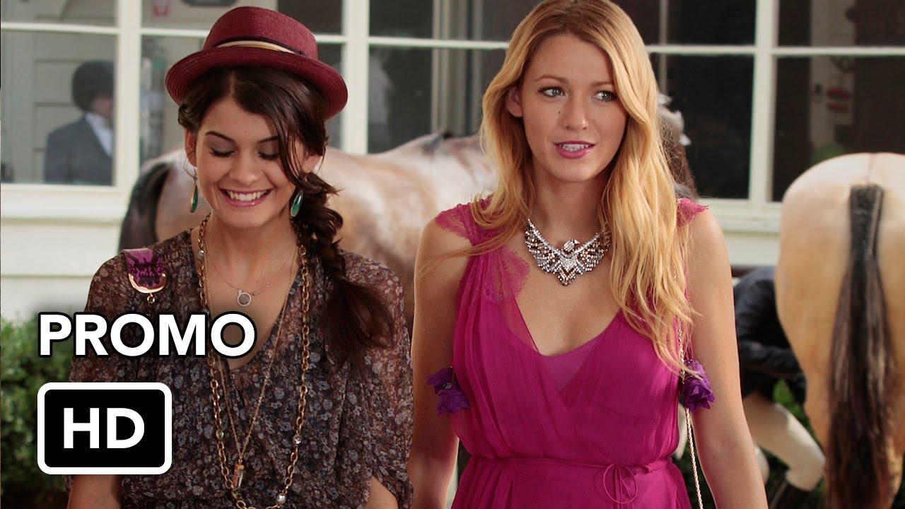 "Download Gossip Girl 6x04 Promo ""Portrait of a Lady Alexander"" (HD)"