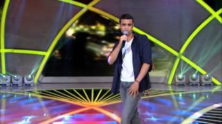 Programa Raul Gil - Elias Lima (Negro Gato) - Jovens Talentos - #JT2013