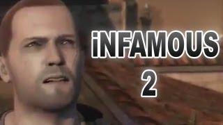 Endings / 2 концовки inFamous 2