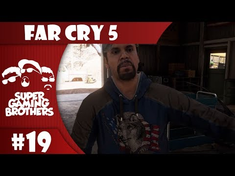 SGB Play: Far Cry 5 - Part 19 | I Do You a Solid, You Do Me a Gas