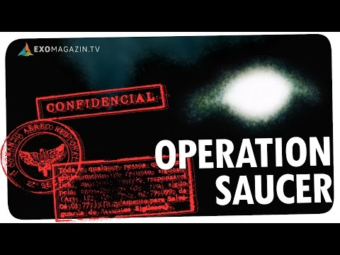 Operation Saucer - UFO military encounters in the Brazilian jungle