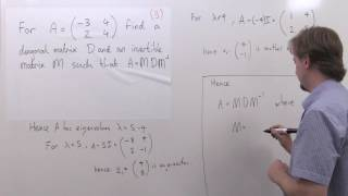 MATH1231/1241 Algebra Class Test 2 Revision