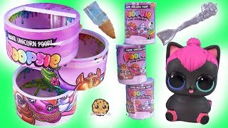 Giant Can of Poopsie Slime Cans ! LOL Surprise Biggie Pets LOVE  Blind Bags