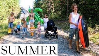 Our Last Swim this Summer (Part 1/2)