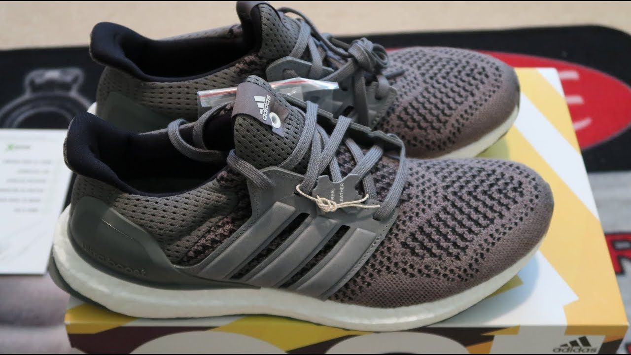 45e263c8cab Adidas Ultra Boost 1.0 High Snobiety Sneaker Unboxing - YouTube