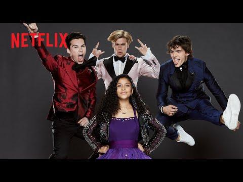 Julie and the Phantoms   Conoce al elenco   Netflix