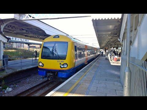 Class 172 ride to Willesden Junction