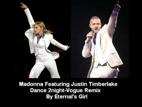 Madonna featuring Justin Timberlake-Dance 2night Vogue Remix mp3