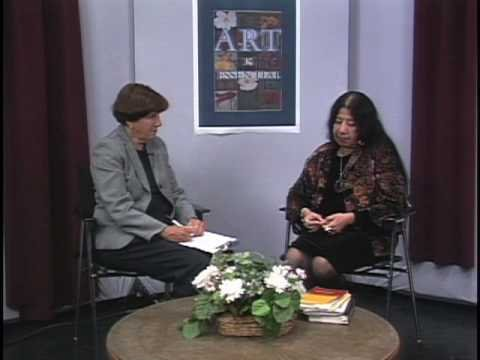 Art Is Essential - Lorna Dee Cervantes