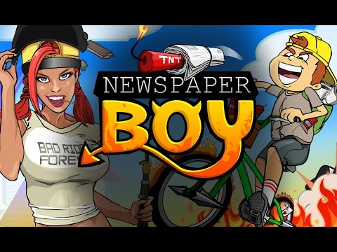 Newspaper Boy - Trailer