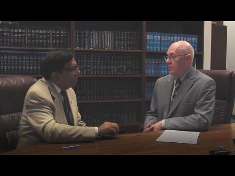 Manzoor Memon Interviews HCAD Official Jack Barnett