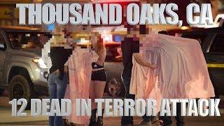 THOUSAND OAKS, CA MASS SHOOTING - 12 DEAD