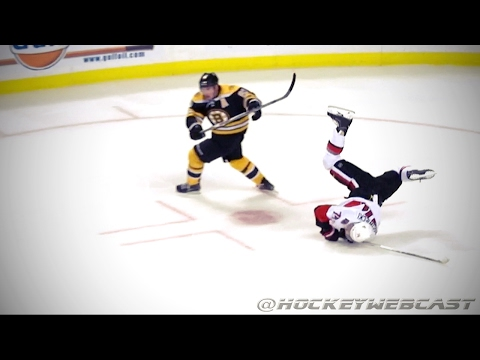 Brad Marchand: 'The Leg Sweeper' (HD)