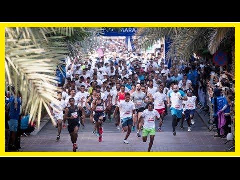 Breaking News | Registrations open for Al Mouj Muscat Marathon 2019