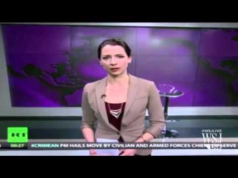 Russian State TV Host Disses Ukraine Incursion | Abby Martin RT America