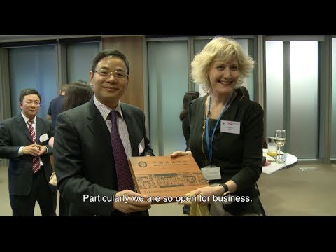 The promotion and investment event of Guangdong High-Tech Service Zone in London