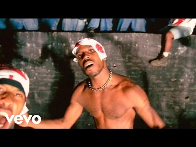 DMX - Ruff Ryders' Anthem (Official Music Video)