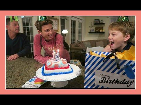 HAPPY BIRTHDAY BRENNAN | Flippin' Katie