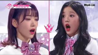 PRODUCE 48 (프로듀스48) FINAL RANKING + MEMBER OF IZONE (아이즈원)