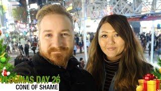 CONE OF SHAME - VLOGMAS X TOKYO DAY 26