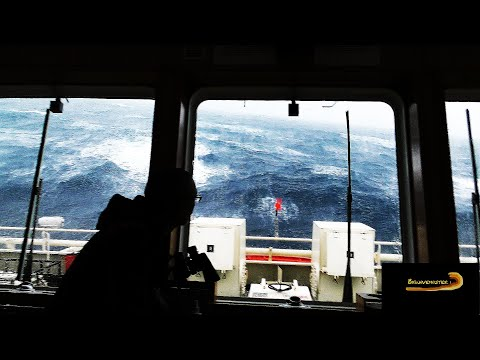 Part 27 A Month at Sea on an ERRV (January 2020).