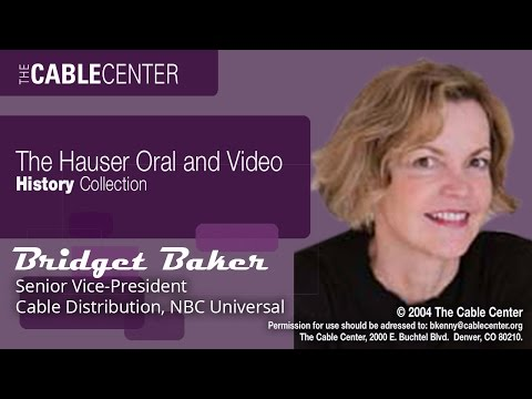 Bridget Baker: Oral and Video Collection Interview