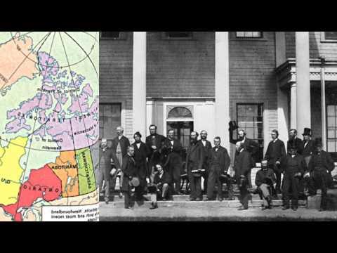 British North America Act  creates the Dominion of Canada