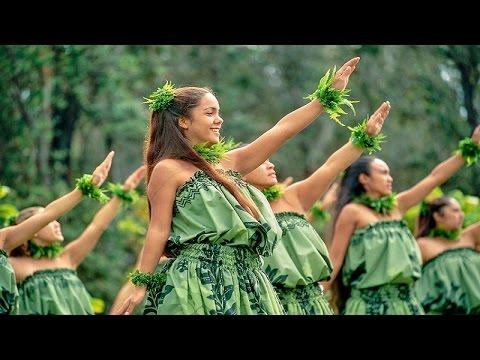 Hawaiian Instrumental Music - Ukulele Dance
