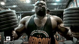 Killer Chest & Triceps Workout | IFBB Pro Blessing Awodibu & Quentin Berghmans