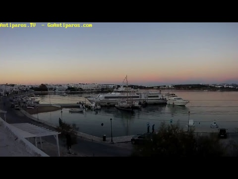 Antiparos.TV Live Stream - Meditate at Antiparos - Relax hour