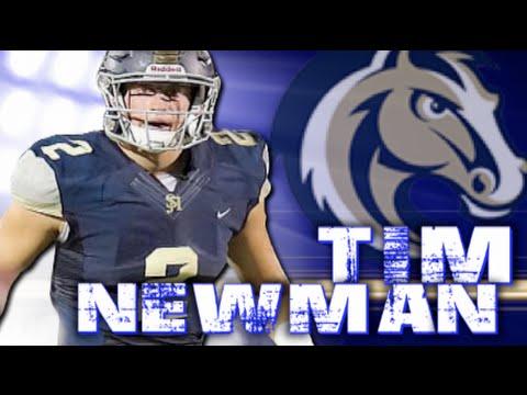 LB Tim Newman