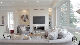 Stunning Open Concept Home in Calgary | Real Estate Property Video Tour - 1412 Russell Rd NE
