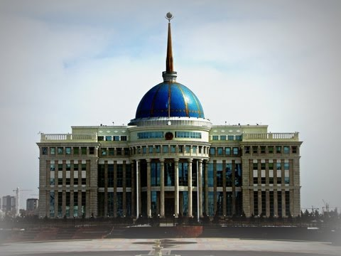 Glimpse of Astana, Capital of Kazakhstan