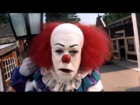 🎈THE HISTORY OF PENNYWISE THE CLOWN🔪IT💀1080pHD✔💯