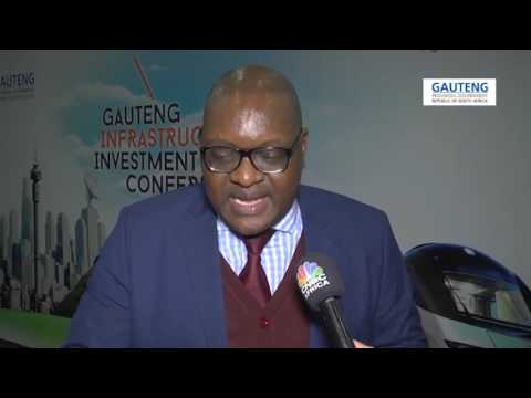Gauteng Infrastructure Investment Conference 2017