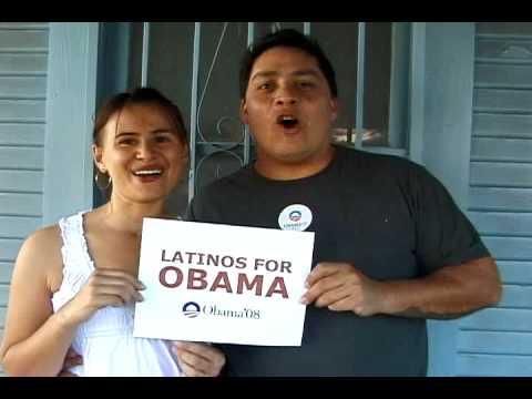 Vota Obama! Travel Video