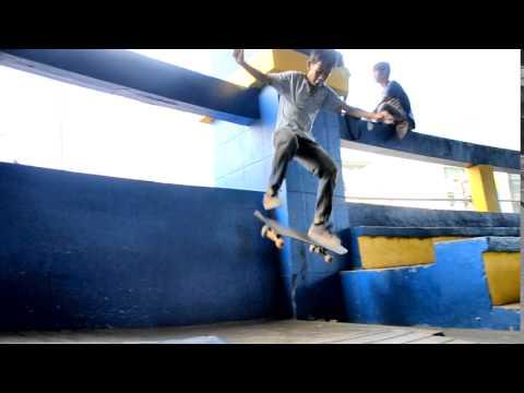 Palawan Skater: Vince Clark