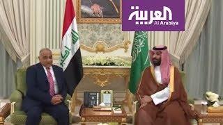 رئيس الوزراء العراقي يزور السعودية