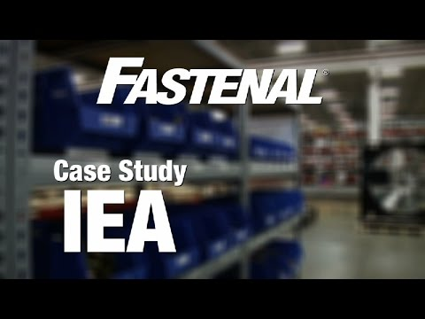 Fastenal Case Study with IEA