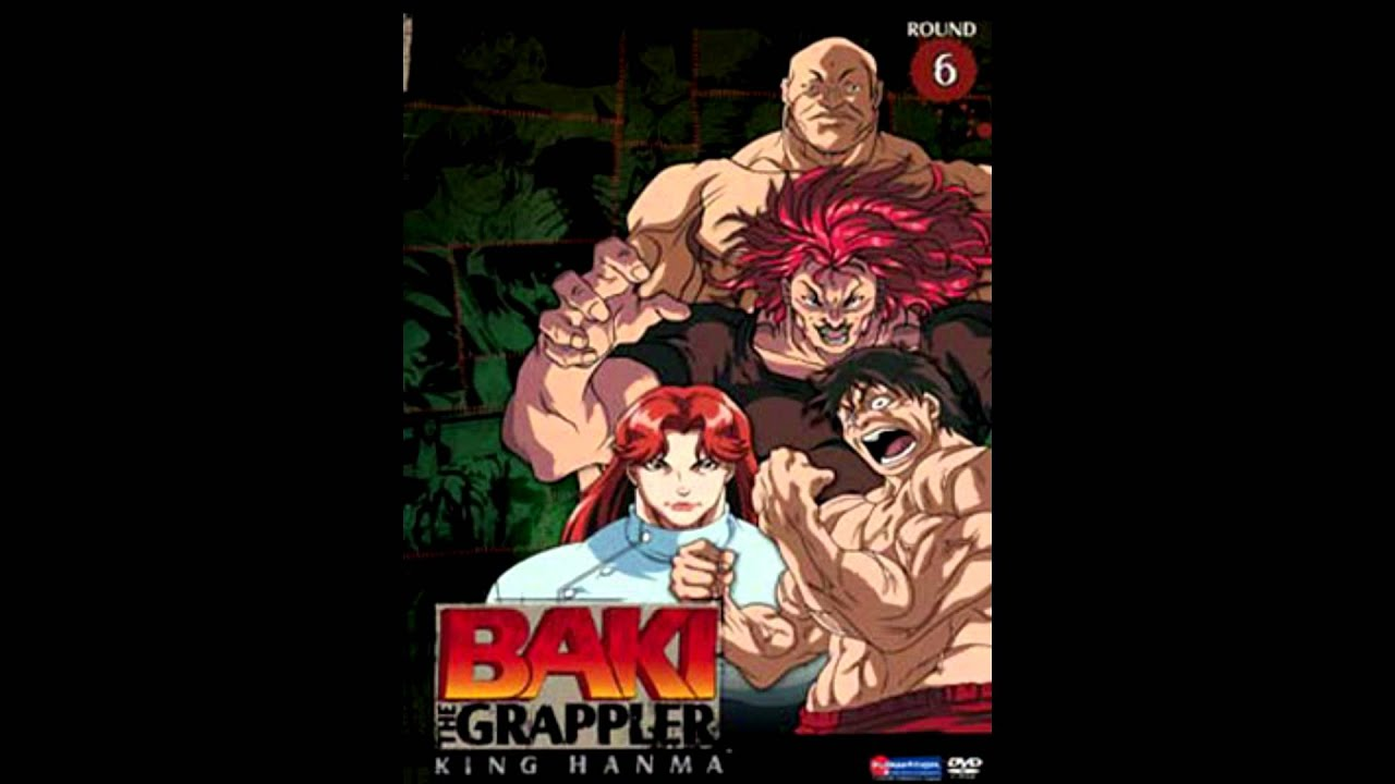 2 GRAPPLER TÉLÉCHARGER THE BAKI SAISON