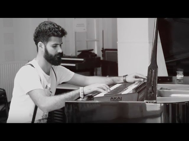Etibar ASADLI - Folk Song (Microtonal Piano)
