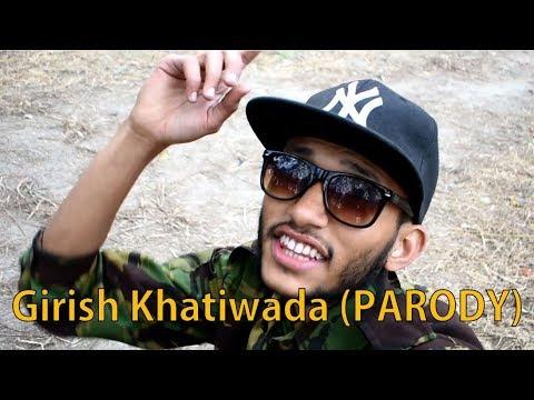 GIRISH KHATIWADA (PARODY) || Comedy Video