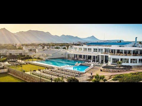 Cretan Pearl Resort Spa Akrotiri Chania Crete 10 2016 Youtube