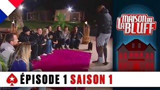 LA MAISON DU BLUFF SAISON 1 EPISODE 1 PRIME - Poker