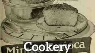 What is Cookery? | How to Say Cookery in English? | How Does Cookery Look?