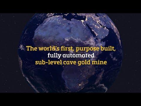 Resolute - Syama Gold Mine Automation