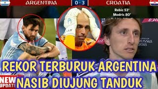 Download Video 5 Fakta Kekalahan Argentina vs Kroasia 0-3 Piala Dunia 2018 MP3 3GP MP4