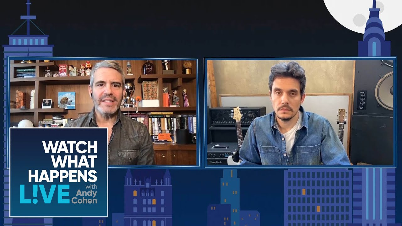 Did John Mayer Hear From Ariana Grande or Gal Gadot? | WWHL