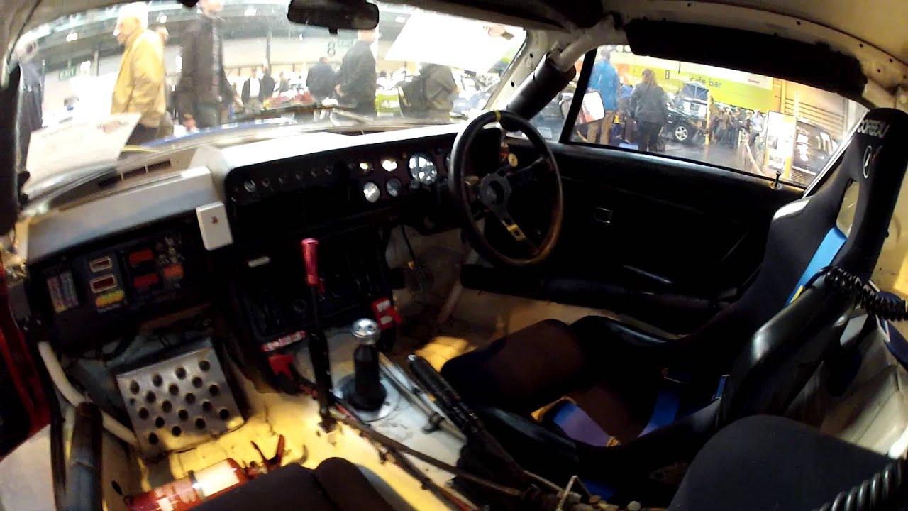 tr7 v8 rally car interior youtube. Black Bedroom Furniture Sets. Home Design Ideas