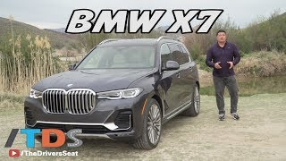 BMW X7 - The 7-Series of Crossovers